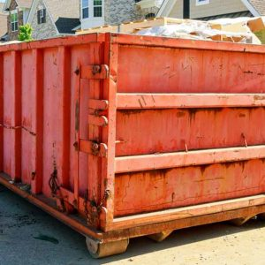 Containerdienst von DemoRec Darmstadt