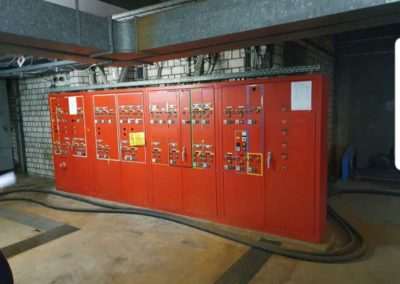 Elektrorückbau